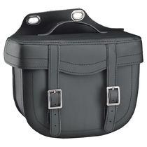 Held Cruiser Bulb Bag sidetasker i læder