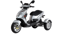 PGO Trike 3 hjulet scooter