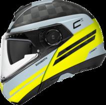Schuberth C4 Pro, Tempest Yellow