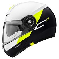 Schuberth C3 Pro i Gravity Yellow