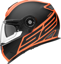 Schuberth S2 Sport Traction Orange