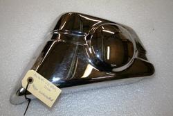 Suzuki VZ800 højre sidedæksel i crom